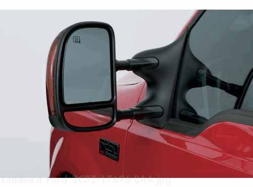 Telescoping Trailer Tow Mirrors, Power