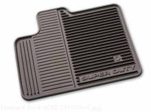 Front Floor Mats - All-Weather