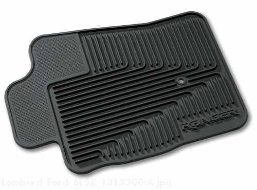 Floor Mats - All-Weather- Super Cab