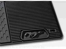 All Weather Floor Mats - Ebony
