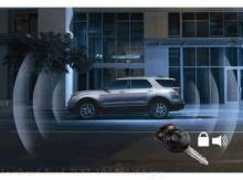 Vehicle Security System - Alarm