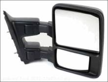 Manual Trailer Tow Mirrors
