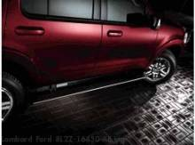 Running Boards - Black Molded