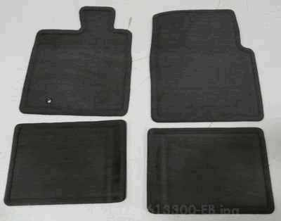 how to hold floor mats in place