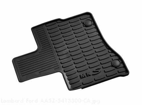 Lincoln Mks Accessories Floor Mats All Weather