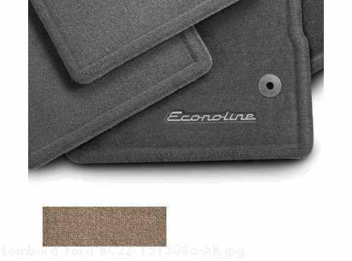 Floor Mats - Carpeted  ECONOLINE logo