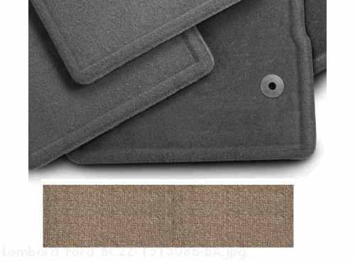 Floor Mats - Production Carpeted