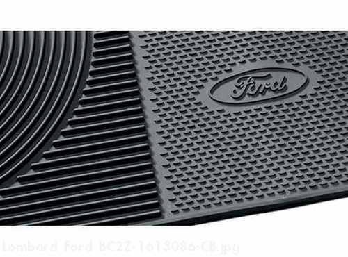 All Weather Floor Mats Vinyl, 2-Pc