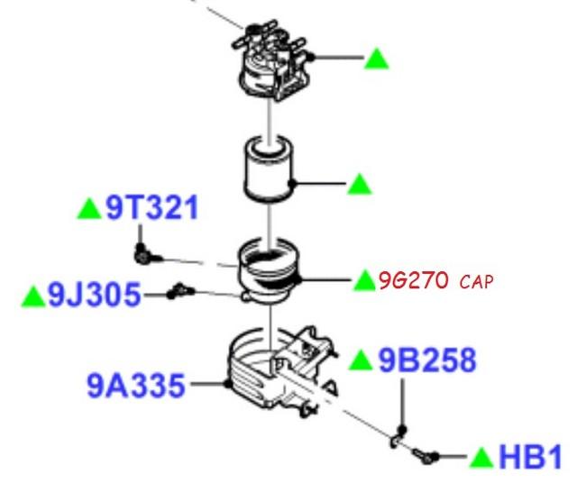 BC3Z-9G270-D
