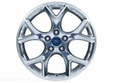 17 inch Polished Aluminum Wheel