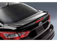 Spoiler - Rear Decklid 4-Door Primed