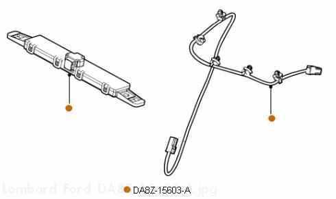 DA8Z-15603-A