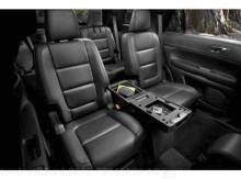 Rear Seat Center Console