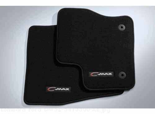 Floor Mats - Carpeted