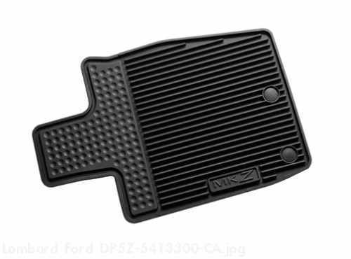 Lincoln Mkz Accessories Floor Mats All Weather Rubber