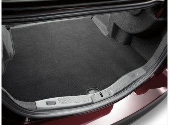 Cargo Mat - Carpeted, Black, For Hybrid