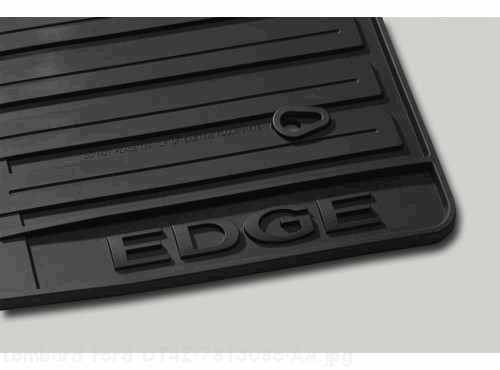 Floor Mats All Weather Black Dual Retention
