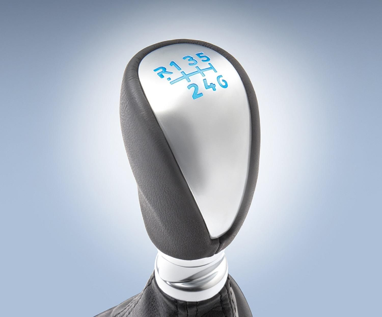 Shift Knob - Illuminated, Black, 5-Speed