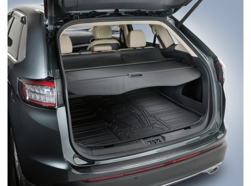 Lincoln Mkx Accessories Cargo Security Shade Black