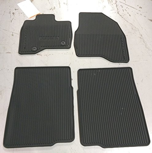 Floor Mats - All-Weather