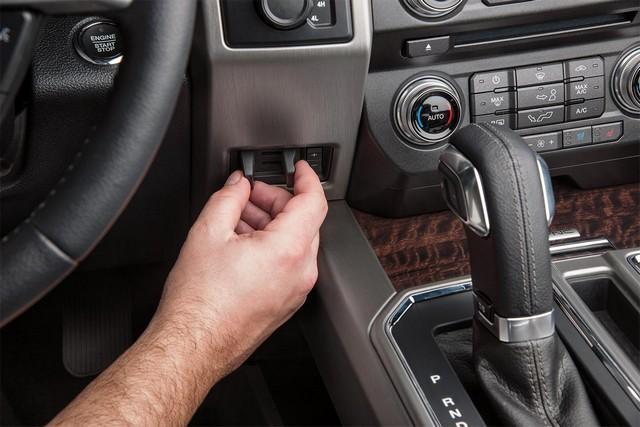 Trailer Brake Control