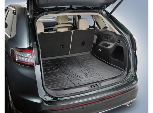 Black Husky Liners Custom Fit Molded Rear Cargo Liner for Select Ford Freestyle//Freestar Models