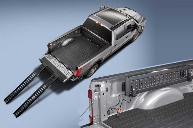 Stowable Loading Ramp -  2 Ramp Kit