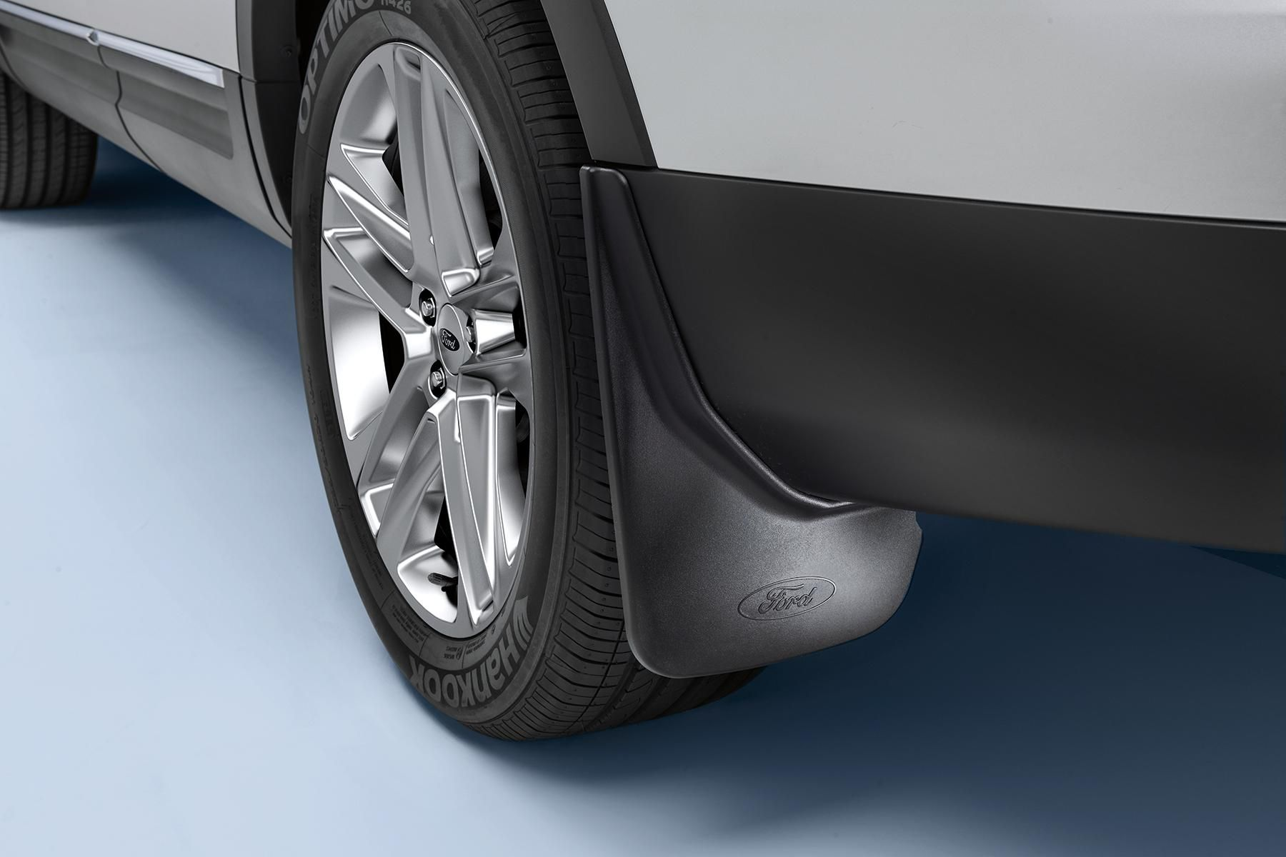 Splash Guards - Molded Rear Pair