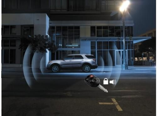Security Systems - Ford Perimeter Plus
