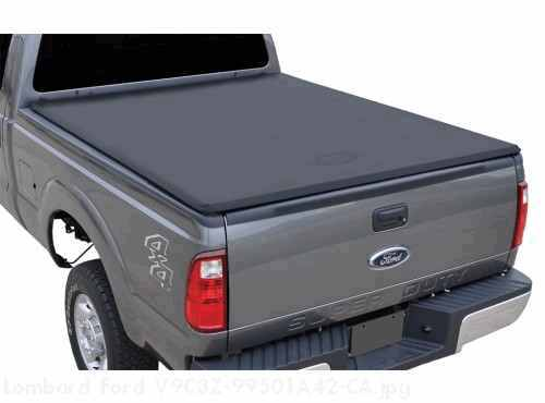 Tonneau Cover- Soft Roll Up 6.5 Styleside