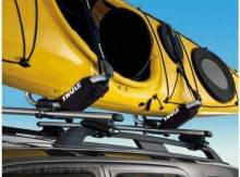 Folding J-style Kayak Carrier