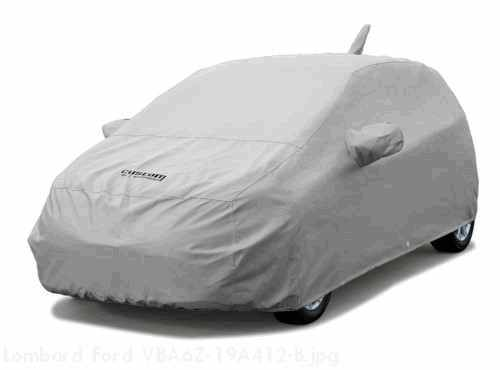 Car Cover - 4-Door