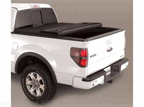 Canvas Folding Tonneau Cover - 8'