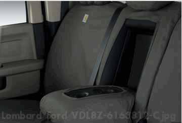 Seat Saver - Rear, Carhartt Gravel