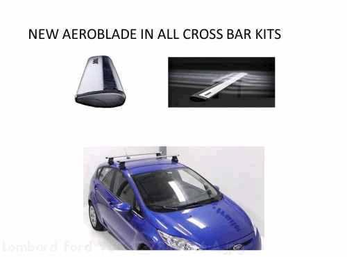 AeroBlade Raised Cross Bars