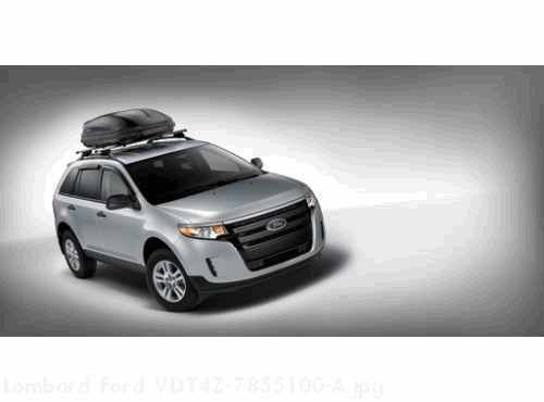 Removable Roof Rack by THULE