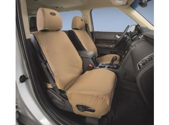 Seat Savers - Front, Taupe