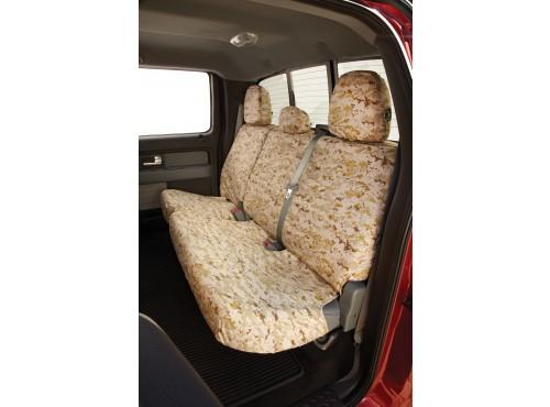 Seat Savers - Front, Desert Camo
