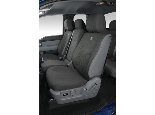 Seat Saver - Bucket 2nd Row, Gravel