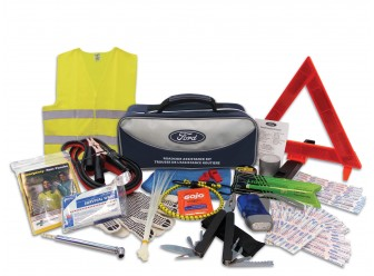 Road Assistance Kit - With Ford Logo