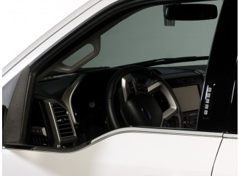 Chrome Side Window Trim, Reg Cab