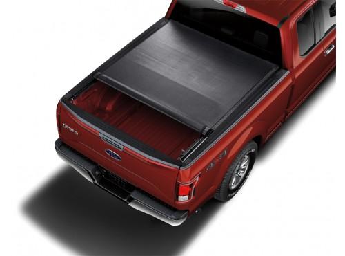 Tonneau - Soft Roll-Up, Platinum, 5.5 Bed