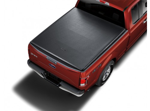 Tonneau Cover - 8' Soft Roll Up