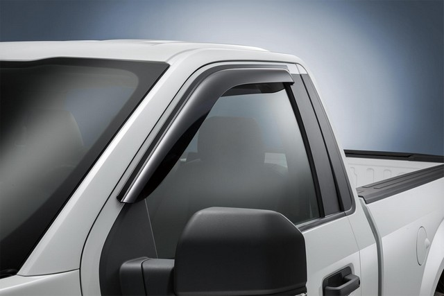 Side Window Deflectors - Regular Cab
