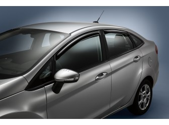 Side Window Deflectors - 4 Door