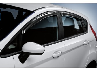 Side Window Deflectors - 5 Door