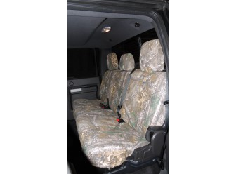 Seat Covers - Rear Row