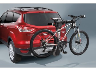 Hitch Mount Bike Carrier, 2 Bikes