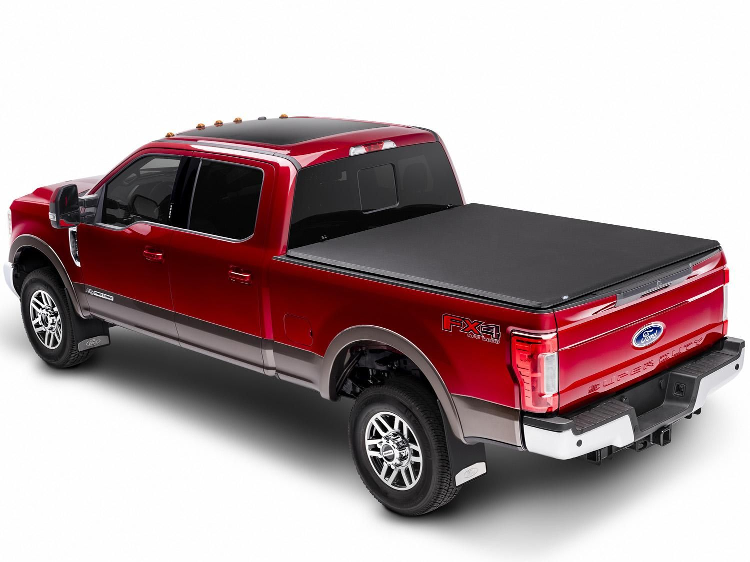 Tonneau Cover - Soft Trifold For 8.0 Bed