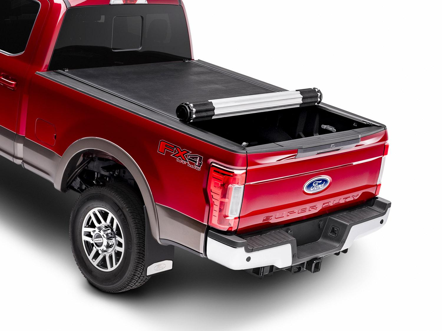 Tonneau/Bed Cover - Hard Roll-Up 8.0